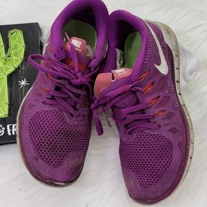Women's Nike Free 5.0 Trainers